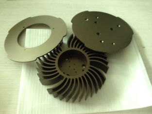China Heat Sink CNC Machining Prototype Service , CNC Turning Machining With Metal / Plastic Materials supplier