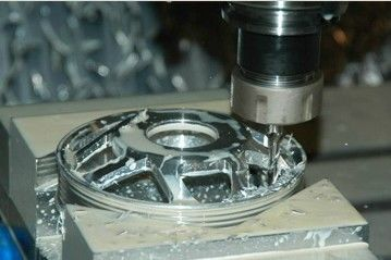 China High Precision CNC Precision Machining Parts / CNC Milling Machining With Small Tolerence supplier