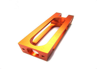 China Industrial CNC Machined Prototypes / CNC Machine Parts With Anodized Aluminum Prototype supplier