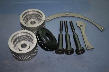 China Professional HighSpeed CNC Machined Prototypes Fast CNC Machining supplier