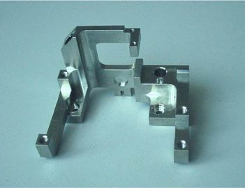 China High Speed Stainless Steel Prototype CNC Metal Machining Forging Parts supplier
