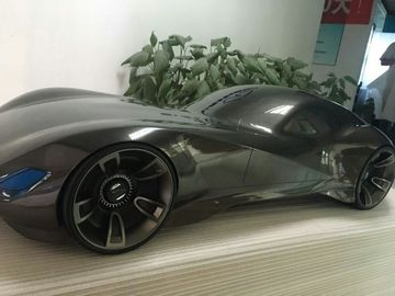China High Precision Jaguar Automotive Prototyping With Nice - Looking Metallic Paint distributor